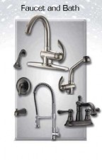 Faucets & Bath Fixtures